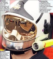 gallet fire helmet