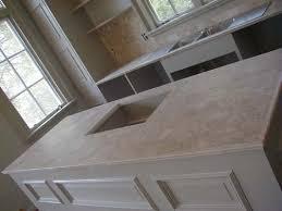 limestone counter top