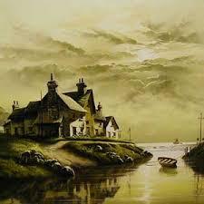 david james paintings