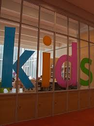 kids section