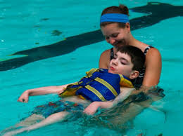 cerebral palsy swimming