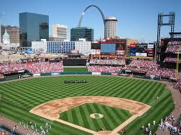busch stadium photos