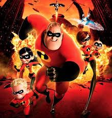 disney pixar incredibles