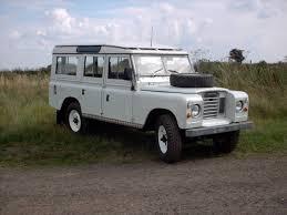 land rover 109 station wagon