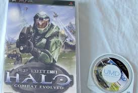 halo games for psp