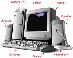 a computer set
