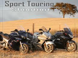 sports touring motorbikes