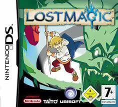 lost magic ds