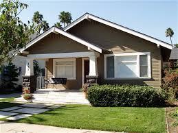 bungalow house colors