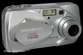 olympus d 580 zoom