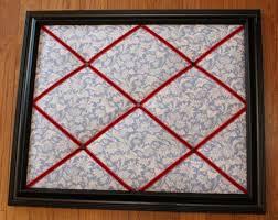 ribbon picture boards