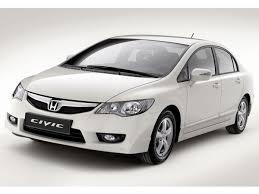 honda civic hybrid sedan