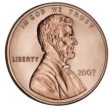 american penny coin