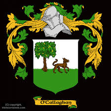 callaghan coat of arms