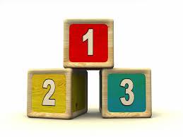 numbers blocks