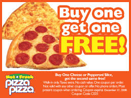 coupon pizza