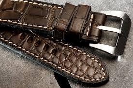 crocodile strap