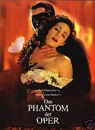 phantom opera dvd
