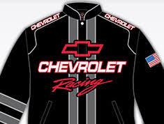 chevrolet racing jacket