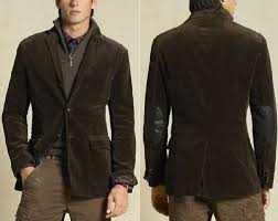 corduroy sports jacket