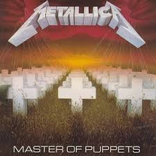 metallica album artwork