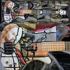 bass guitar graphics