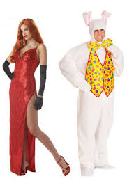 jessica rabbit halloween costumes