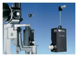 goldmann applanation tonometer