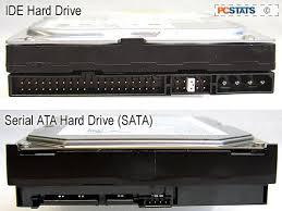 hard drives serial ata