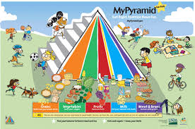 food pyramids for children