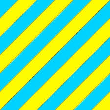 blue and yellow backgrounds