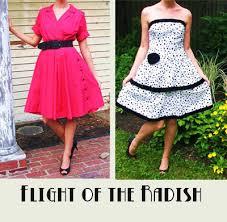 1950 dress style