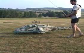 large toy helicopter