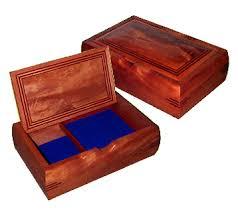 mahogany jewelry boxes