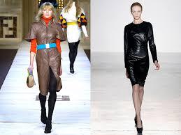 dresses leather