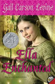 ella enchanted levine