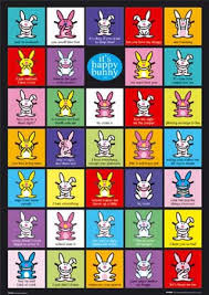 images of happy bunny