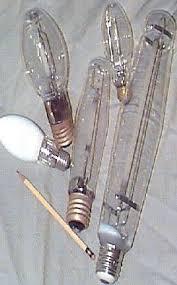 lampara de sodio