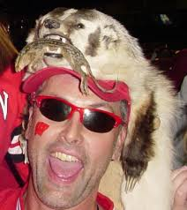 badger hat