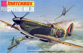 matchbox spitfire