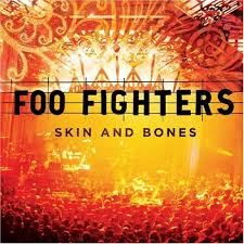 foo fighters skin bones