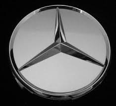 mercedes center cap