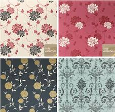 laura ashley wallpaper designs