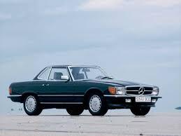 1985 mercedes sl