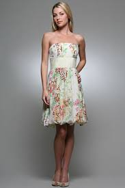strapless clothing