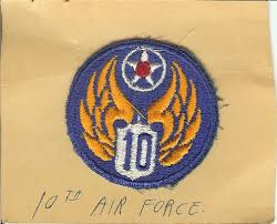army air force patches
