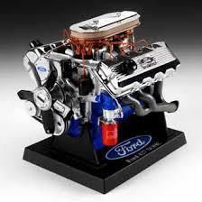 die cast engine