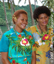 fiji women