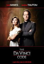 davinci code poster