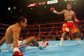 Pacquiao on Marquez is the